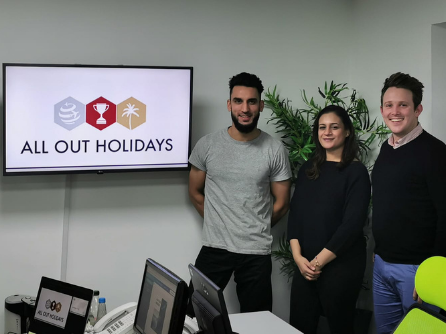 All Out Holidays and The Holiday Franchise Company