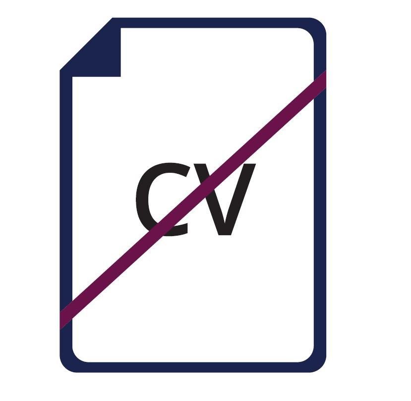 No CV