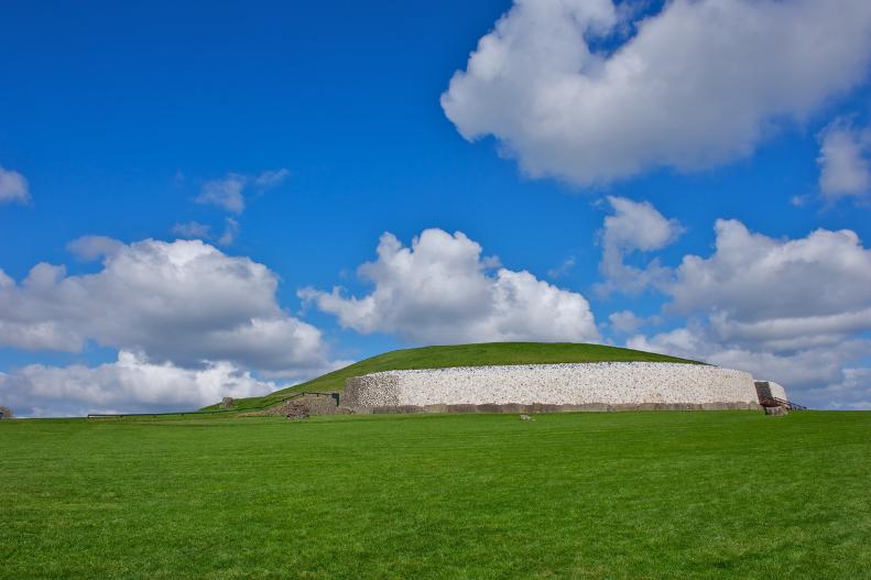 Bru na Boinne Donore Newgrange Tomb