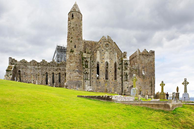 Rock of Cashel Tipperary – St. Patricks rock