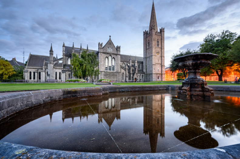 St. Patricks Cathedral Dublin