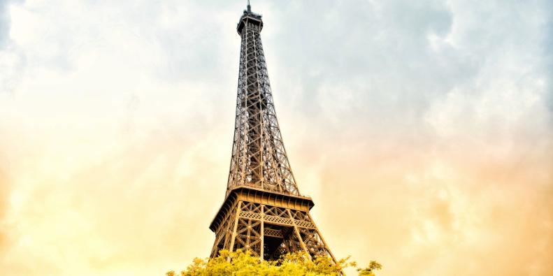 The Eiffel Tower France